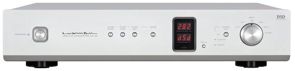 LUXMAN DA-06, DSD compatible DAC