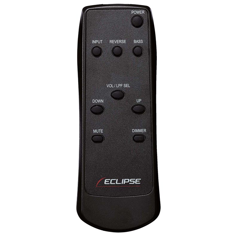 Remote Control for TD725SWMK2 and TD520SW