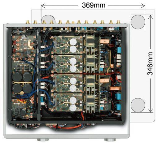 Luxman C-900 u inside