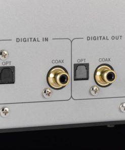 Luxman D-05 digital input and output detail
