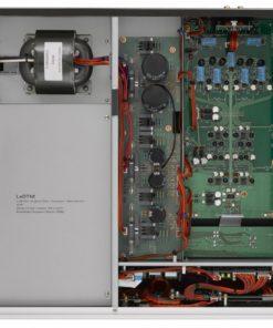 Luxman D-05 music player internal view
