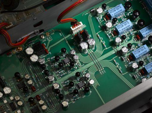 Luxman D-05 PCB
