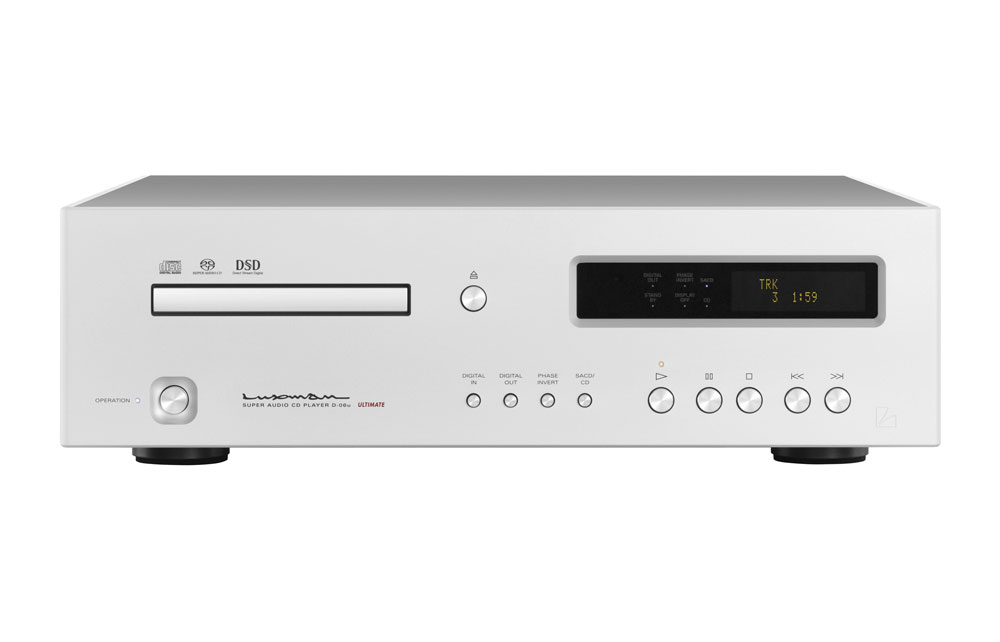 Luxman D-06u music player