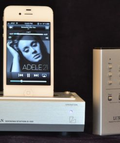 Luxman D-100r iPhone / iPod Dock