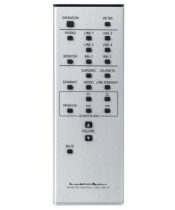 Luxman RA-17 remote control