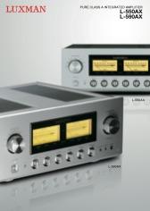 L-550Ax and L-590Ax Brochure Cover