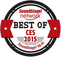 SoundStage! Best of CES 2015 Award