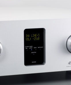 Preamps, Phono Amps & DACs