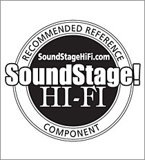 SoundStage! HI-FI Recommended Reference Component