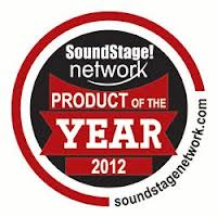 Soundstage Product of the Year 2012 Logo