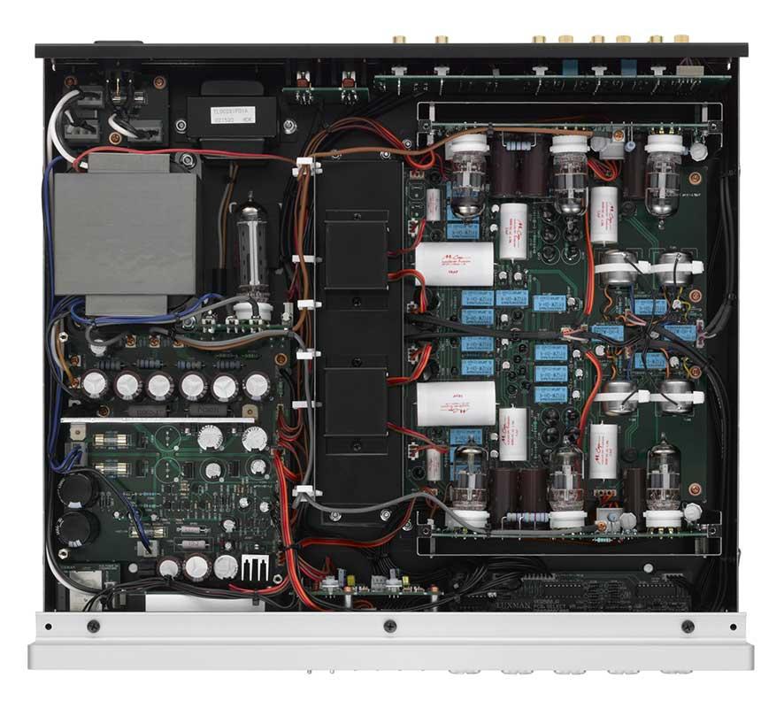EQ-500 inside