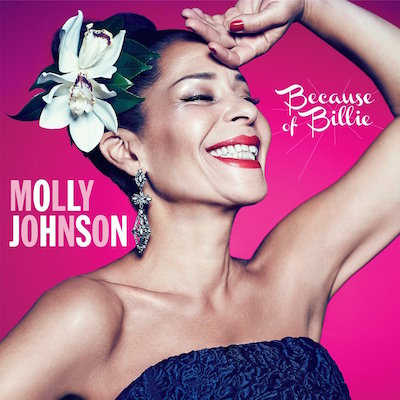 Molly Johnson - Because of Billie