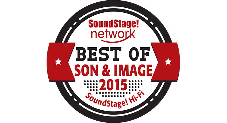 SoundStage! Network Best of Son & Image 2015 Award