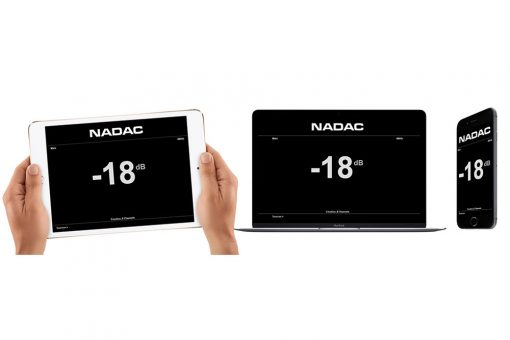 NADAC universal remote