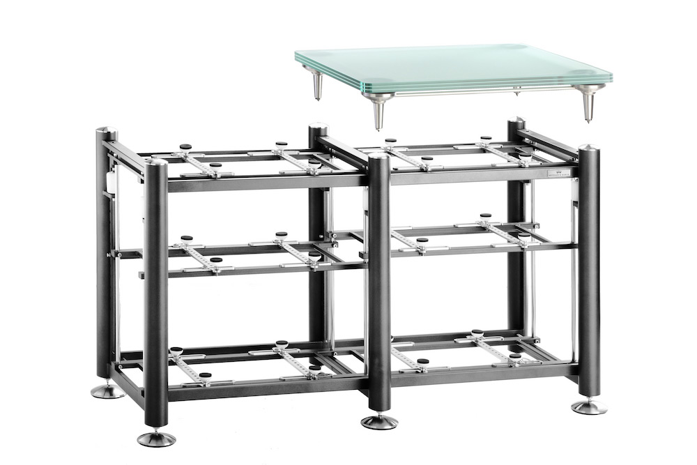 Artesania Exoteryc 3 Level Tandem Rack