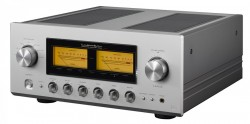 Luxman L-590AX II side view