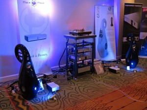 OAHN Room at RMAF pc stereophile