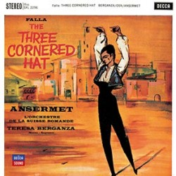 De Falla Three Cornered Hat