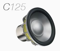 Vivid Audio C125 driver