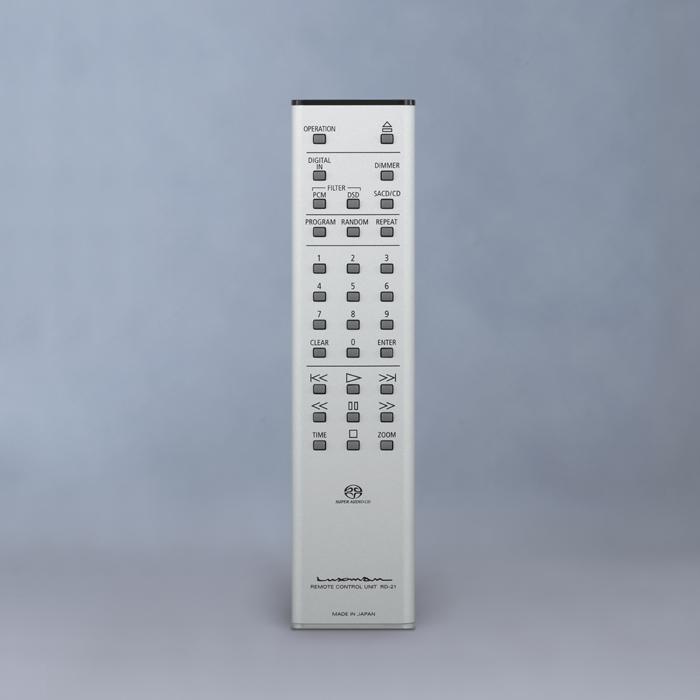 Luxman D-05u remote control