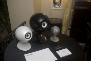 Eclipse room at CES 2016. Photo credit: Audio Federation