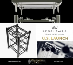 Artesania Audio US Launch