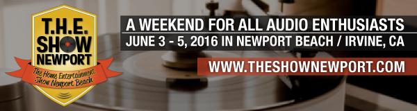 T.H.E. Show Newport 2016