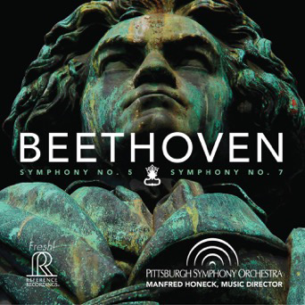 Beethoven Symphonies 5 & 7 Pittsburgh Symphony Orchestra, Manfred Honeck