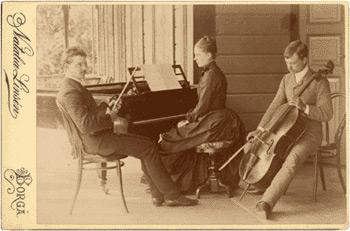 sibelius trio