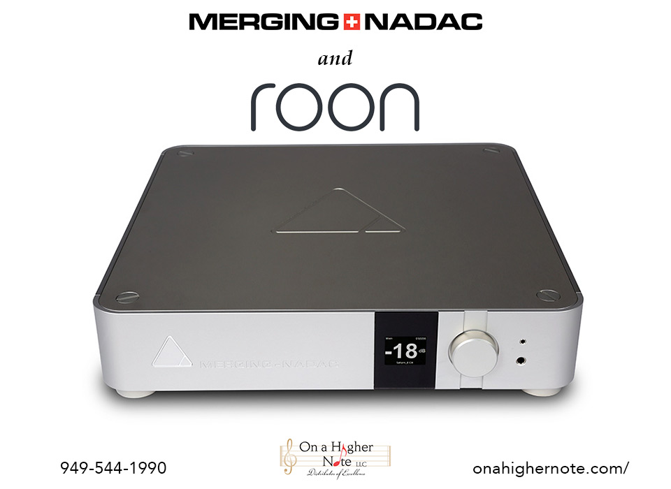 Merging+NADAC and ROON