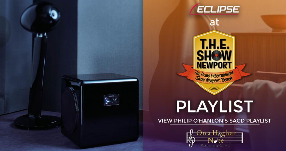 Eclipse at T.H.E. Show 2016 playlist by Philip O'Hanlon