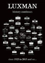 Luxman 90th Anniversary