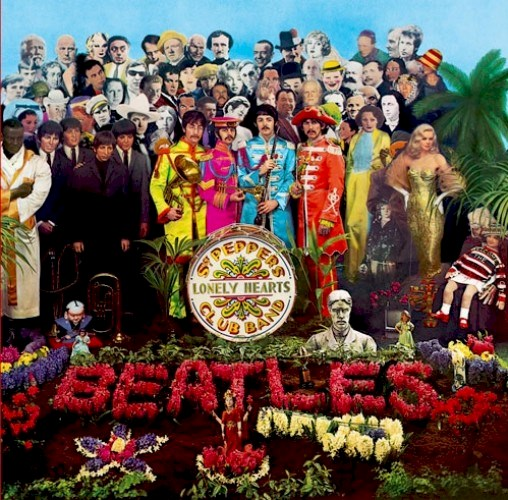 The Beatles Sgt. Pepper's Lonely Hearts Club Band circa 1967