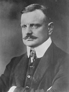 Composer Jean Sibelius