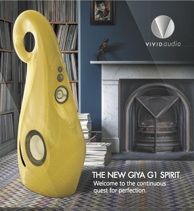 Vivid Audio G1 Spirit loudspeaker