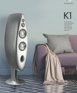 Vivid Audio Oval K1 Loudspeaker