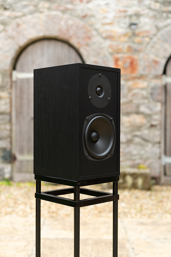 Graham Swisstone Ls3 Loudspeaker On A Higher Note