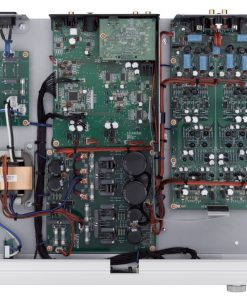 Luxman DA-06 inside