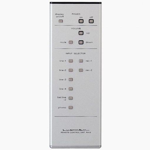 Luxman RA9 remote control for L-350AII