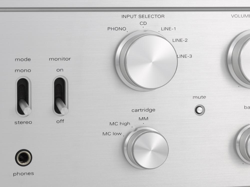 SQ-38u input selector