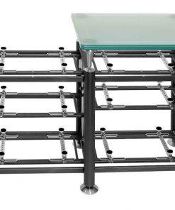 Artesania Exoteryc 3 Level Tandem Rack with Glass Platform
