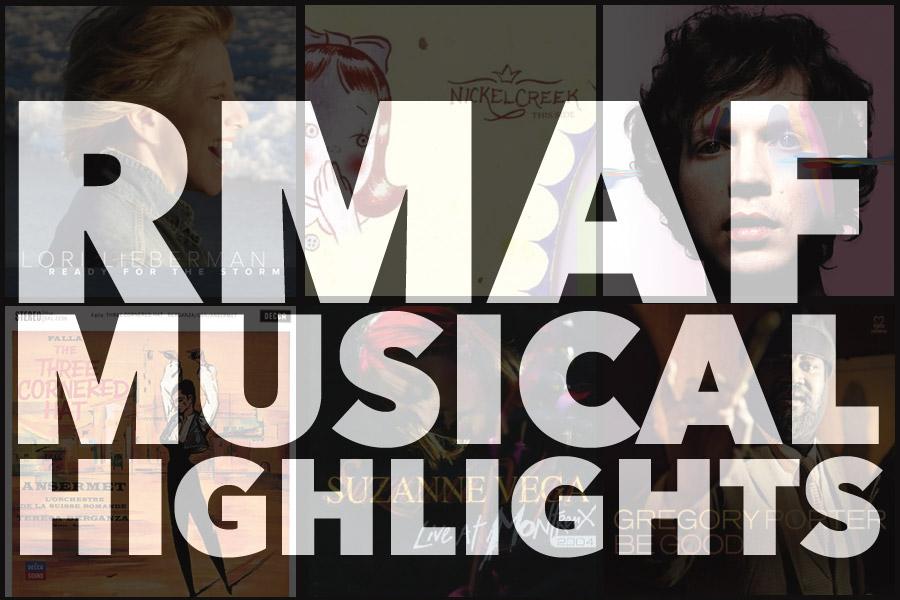 Philip O'Hanlon RMAF musical highlights