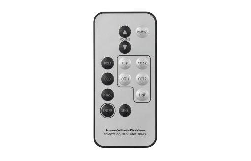 DA-250 remote control RD-24
