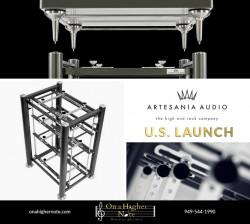 Artesania Audio US Launch