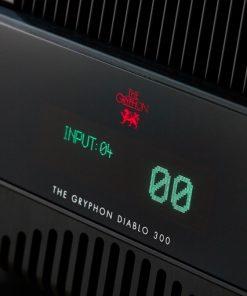 gryphon diablo 300 detail